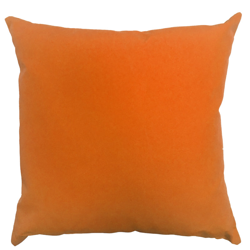 Cabo Pillow | Size 20X20 | Color Orange