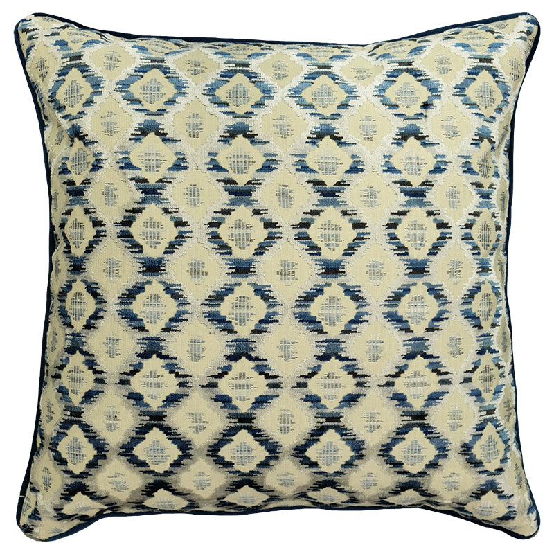 Cadence Pillows | Size 23X23 | Color Ocean