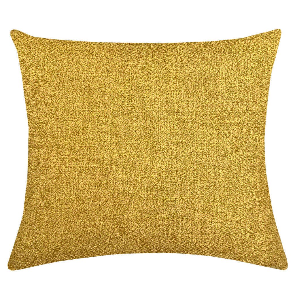 Cade Pillow | Size 18X20 | Color Canary