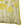 Camelia Pillows | Size 18X26 | Color Mustard