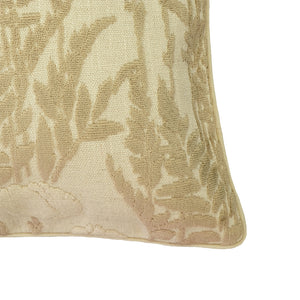 Camelia Pillows | Size 18X26 | Color Cream
