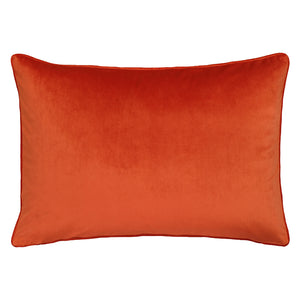 Camelia Pillows | Size 18X26 | Color Coral