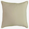 Camelia Pillows | Size 23X23 | Color Cream