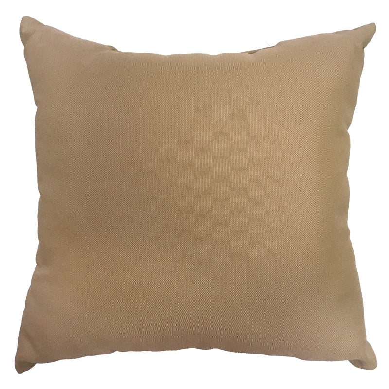 Cancun Pillow | Size 20X20 | Color Stone