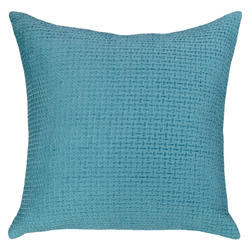 Cargo Pillows | Size 20X20 | Color Turquoise