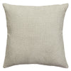 Cargo Pillows | Size 20X20 | Color Silver