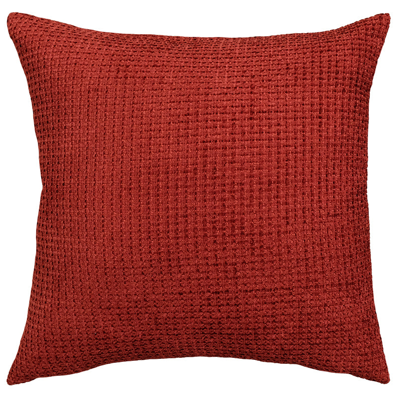 Cargo Pillows | Size 20X20 | Color Red