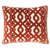 Carmen Pillow | Size 20X24 | Color Rust