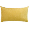 Cashio Pillow | Size 16X28 | Color Mustard