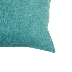 Cashio Pillow | Size 18X20 | Color Turquoise