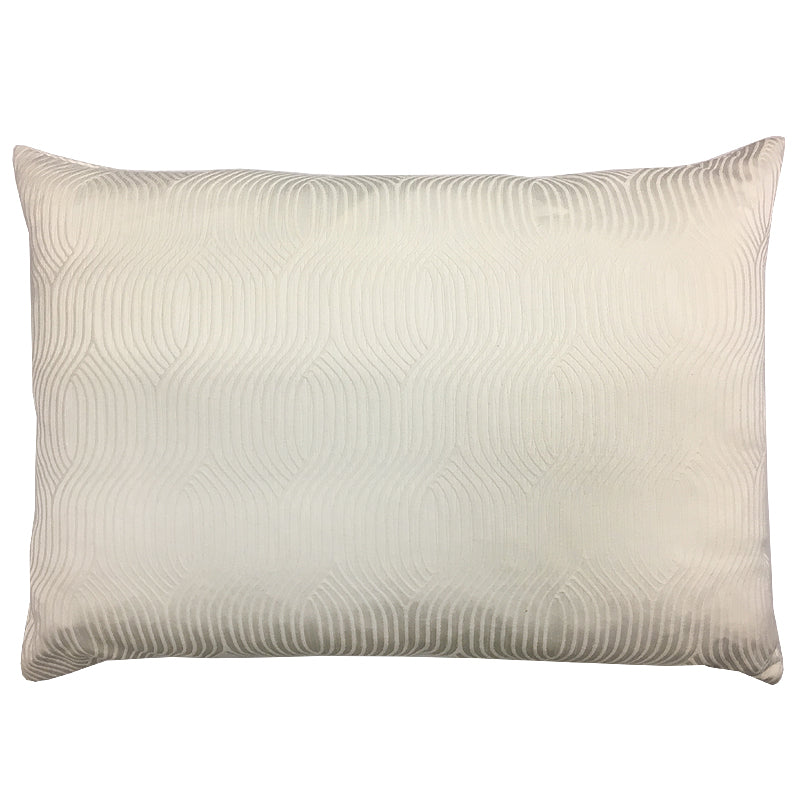 Celeste Pillow | Size 18X26 | Color White