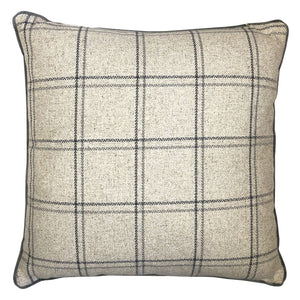 Charisse Pillow | Size 20X20 | Color Gray