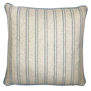 Charisse Pillow | Size 23X23 | Color Sky