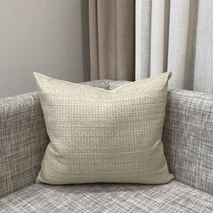 Chester Pillow | Size 18X20 | Color Cream