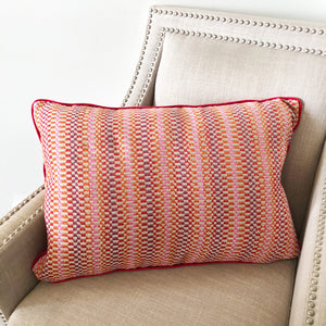 Circus Pillow | Size 18X26 | Color Coral