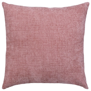 Clarise Pillow | Size 20X20 | Color Blush