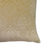 Clermont Pillows | Size 23X23 | Color Brass