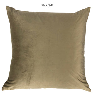 Cody Pillow | Size 24X24 | Color Natural