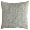 Cody Pillow | Size 24X24 | Color Aqua