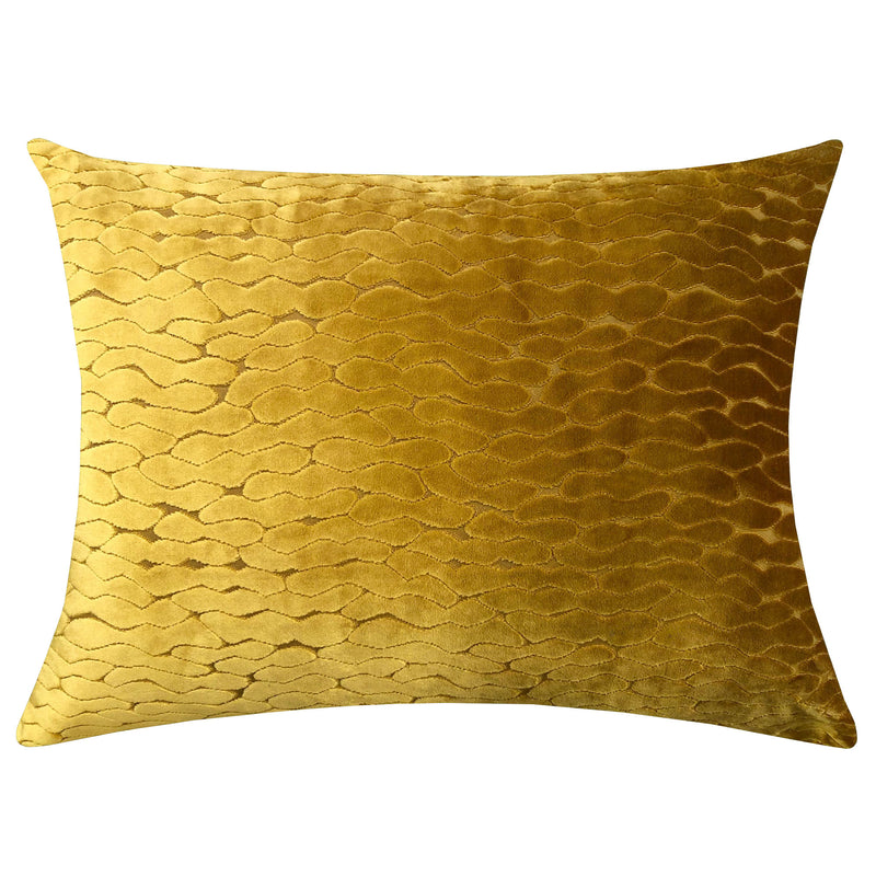 Costella Pillows | Size 18X24 | Color Gold