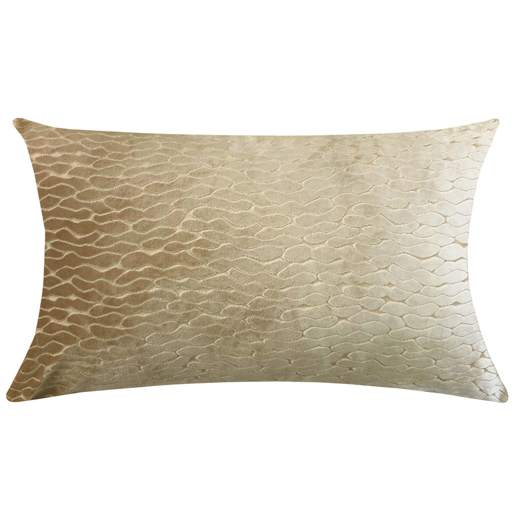 Costella Pillows | Size 18X30 | Color Beige