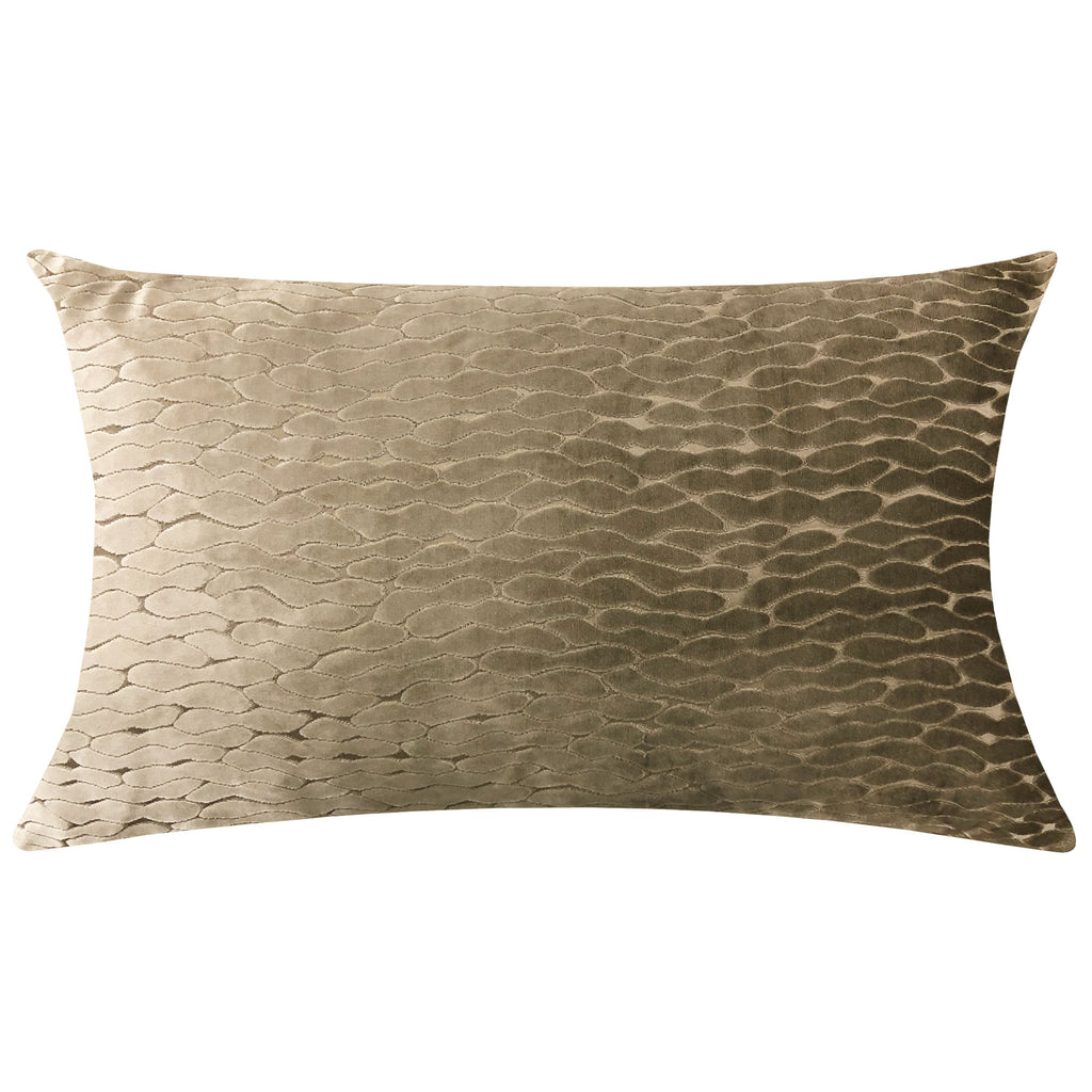 Costella Pillows | Size 18X30 | Color Mocha
