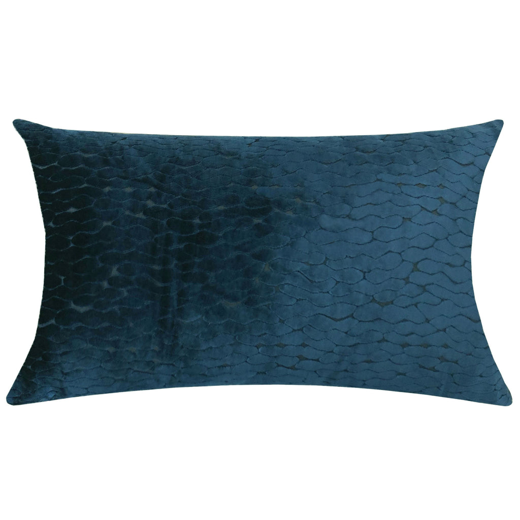Costella Pillows | Size 18X30 | Color Navy