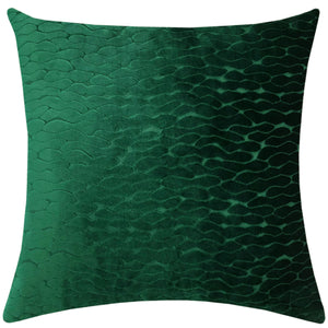 Costella Pillows | Size 23X23 | Color Emerald