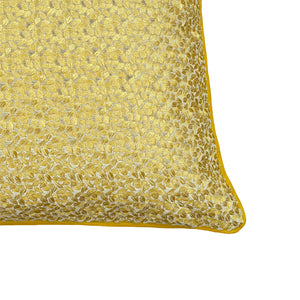Cruze Pillows | Size 16X26 | Color Gold