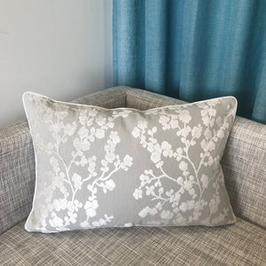 Daphne Pillows | Size 18X26 | Color Grey