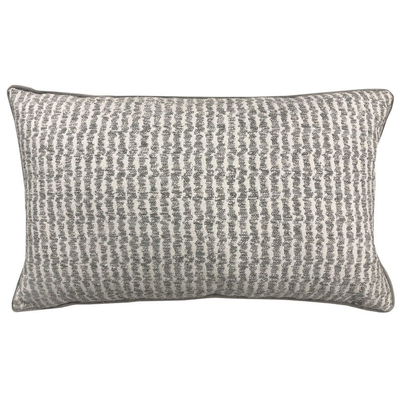 Debra Pillows | Size 16x26 | Color Silver