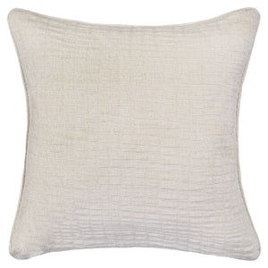 Denver Pillows | Size 23X23 | Color Cream
