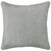 Denver Pillows | Size 23X23 | Color Silver