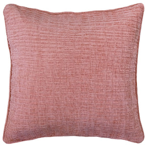 Denver Pillows | Size 23X23 | Color Rose