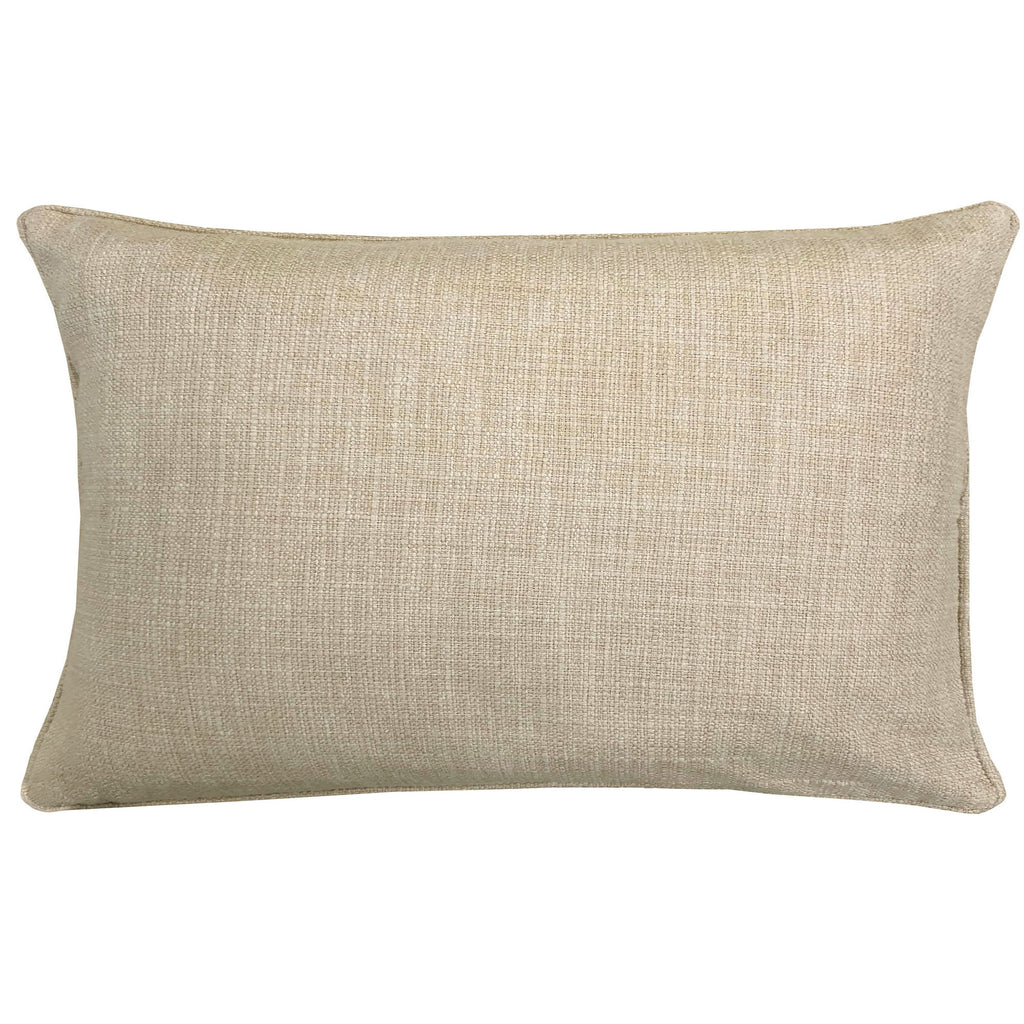 Devy Pillow | Size 16X26 | Color Natural