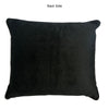 Diego Pillows | Size 18X20 | Color Black