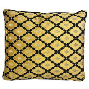 Diego Pillows | Size 18X20 | Color Gold