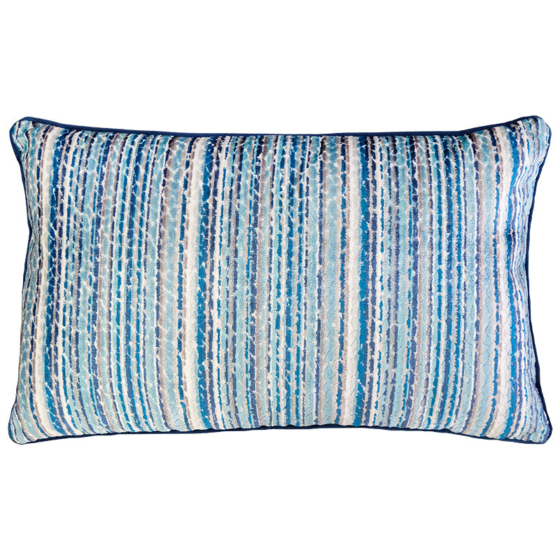 Dion Pillows | Size 16X26 | Color Turquoise