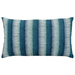 Dumont Pillow | Size 16X28 | Color Turquoise