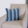 Dumont Pillow | Size 18X20 | Color Turquoise