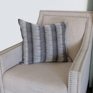Dumont Pillow | Size 18X20 | Color Gray