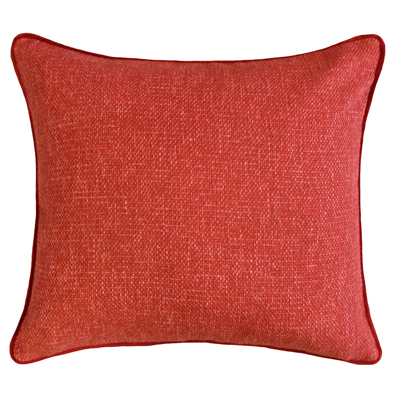 Eleanor Pillows | Size 18X20 | Color Cranberry