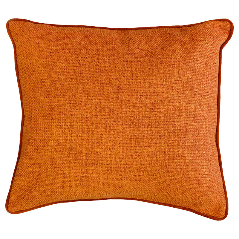 Eleanor Pillows | Size 18X20 | Color Orange