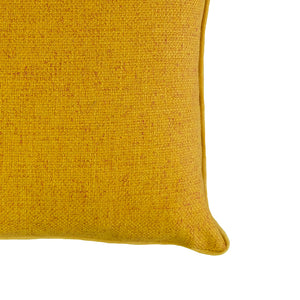Eleanor Pillows | Size 18X20 | Color Marigold