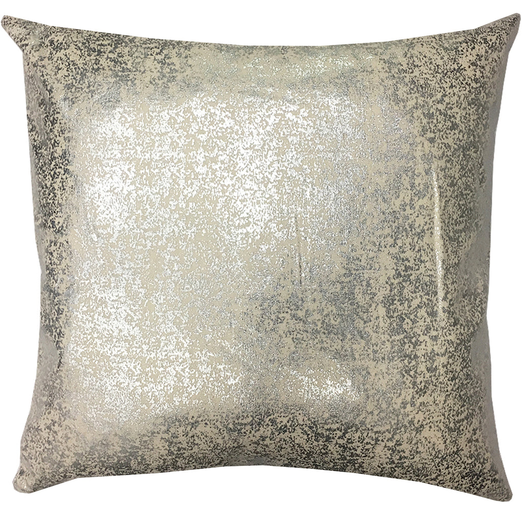 Electra 2 Pack Pillows | Size 20X20 | Color Natural/Silver