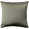 Eliza Pillows | Size 23X23 | Color Charcoal