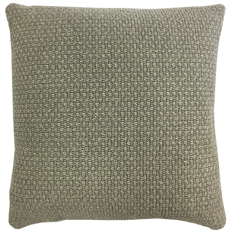 Emery Pillow | Size 20X20 | Color Silver