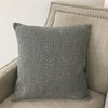Emery Pillow | Size 20X20 | Color Gray