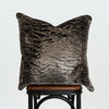 Empress Pillows | Size 23x23 | Color Charcoal