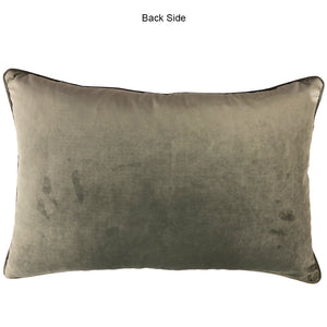 Fabiana Pillow | Size 18X26 | Color Taupe